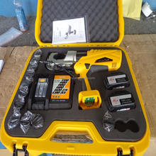 HHYD-400D Battery Powered Cable Lug Terminal Connector Crimping Tool Hydraulic Cable Crimping Tool Wire Crimping Tool
