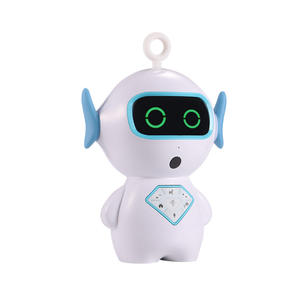 Assemble child interacting educational toys robot