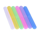 Plastic Small Regular Toothbrush Case,6pcs Different Color Portable Dust-proof Toothbrush Cases Toothbrushes Holder for Daily