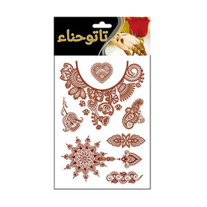 SD Series Wholesale Sexy Lady Temporary Tattoo For Girl Henna Permanent Tattoo Sticker