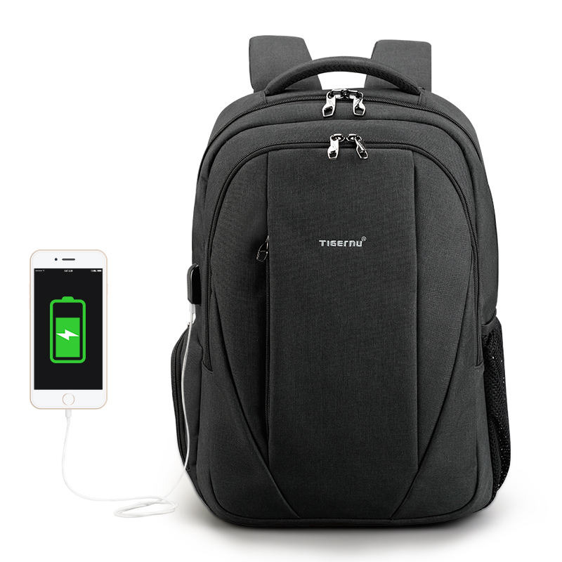 Tigernu new design outdoor backpack light weight factory wholesale cheap price waterproof anti theft backpack for laptop
