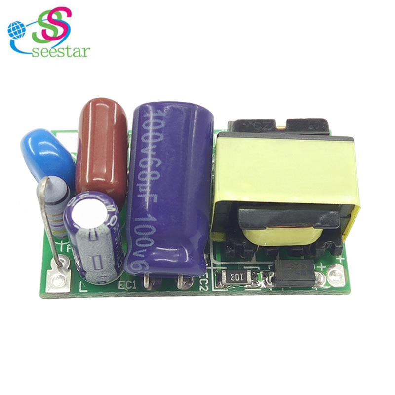 Constant current 6-24W Led driver for end caps Tube T8
