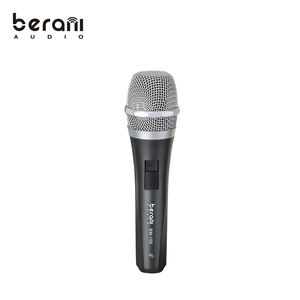 Berani Audio BM-155 Dynamic Microphone Wired Handheld Mic