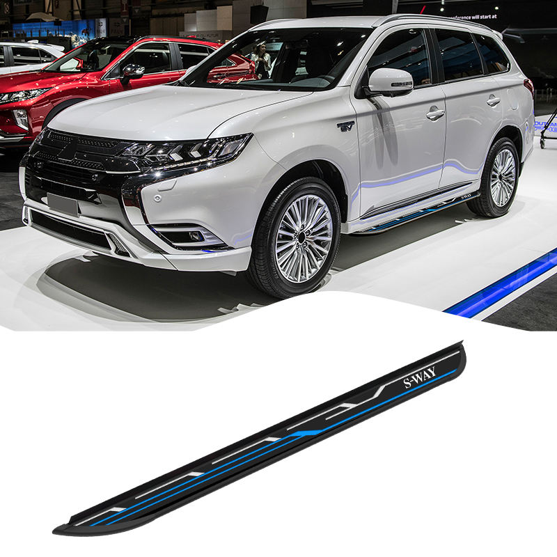 Factory outlander sport 2016 2017 2018 2019 accessories body kit side step bar for mitsubishi outlander 3