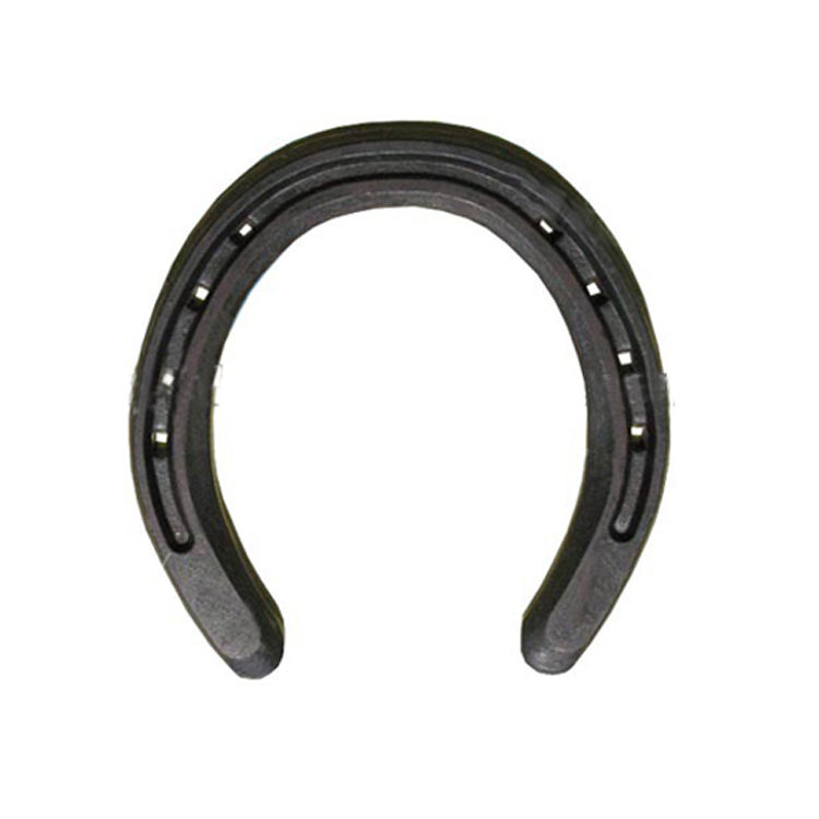 Full Specification Wholesale Forged Lite Rim Horseshoe for USA Horses