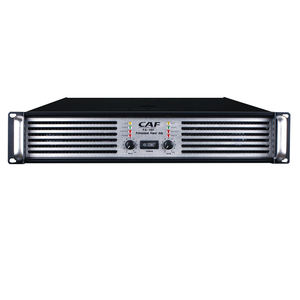 FA-18F 2 channel voice dj amplifier+equalizer amplifier with bridge function