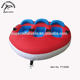 OEM Inflatable Three Riders Towable Tube 3 Persons For Sale