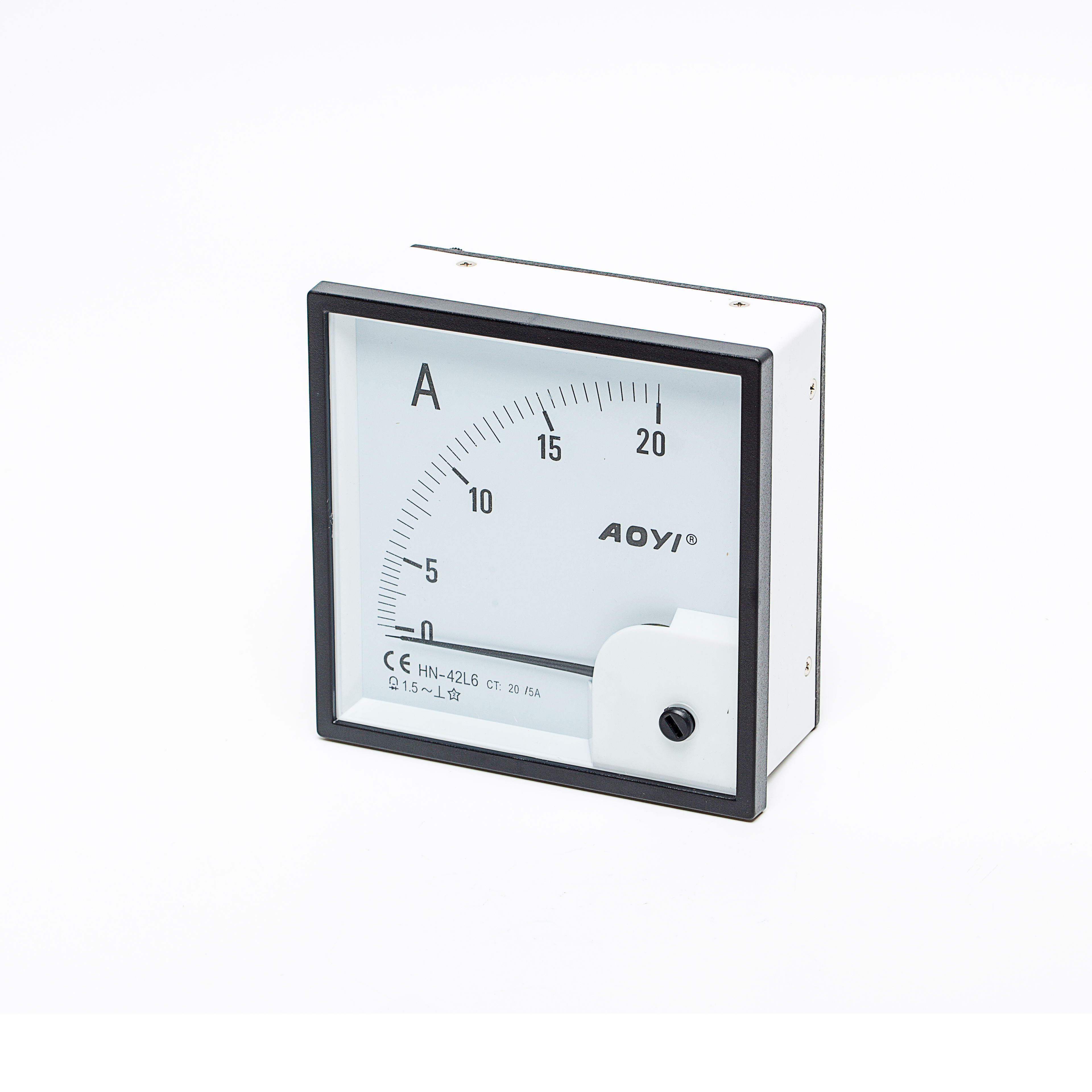 42L6 analog panel metre 120*120mm AC/DC voltmetre