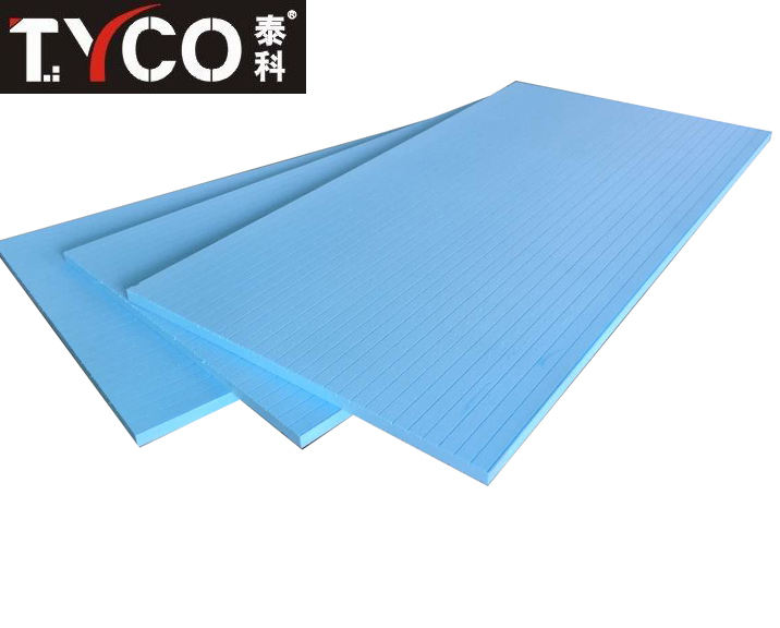 Industrial Styrofoam Compressed High Density XPS Foam Board Any Size to Customer