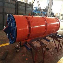 DNP400-800mm Micro Slurry Balance Pipe Jacking Machine