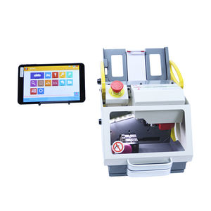 Widely Used Automotive Key Machines Fully Automatic Key Cutting Machine SEC-E9 Key Code Machine with CE Certification