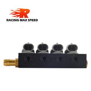 LPG/CNG/NGV Gas Fuel Injector Rail for Sequential Injection Kit