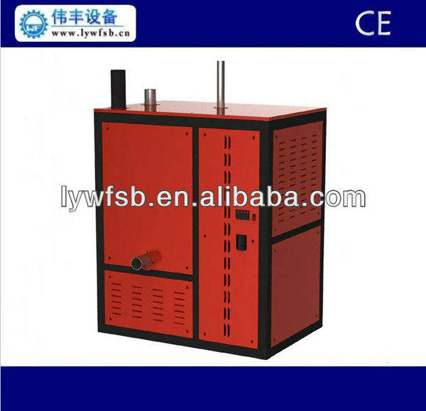 china kayu pelet boiler air , enviromental biomassa pelet air panas