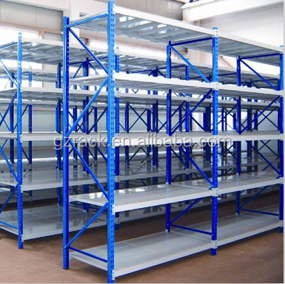 Medium Duty Warehouse Rack And Adjustable Medium Duty Steel Shelving System/Warehouse Racks/Storage Shelves Manufacturer