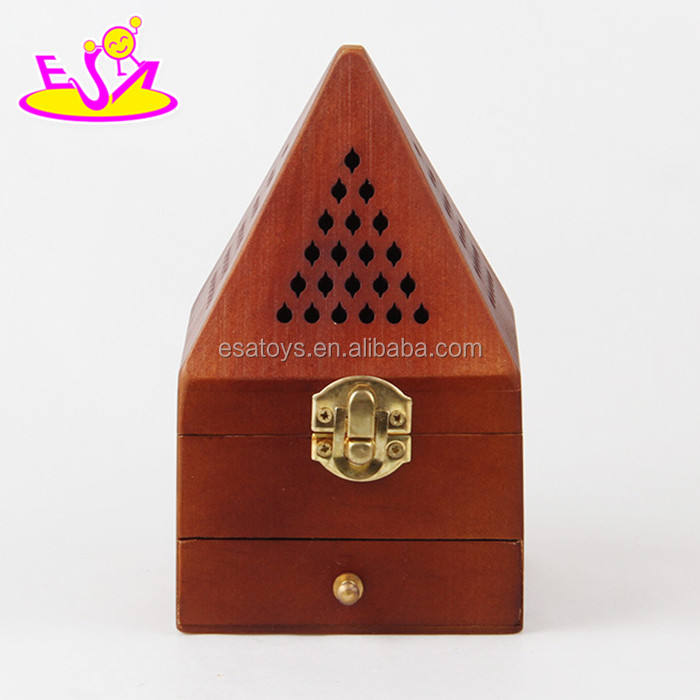 2017 Latest design Arabic censer and custom mini portable incense burner W02A258
