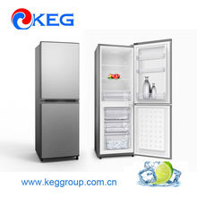 174L Electronic Control UL SAA SASO Approved No Frost Fridges Household Home Price 2 Door Refrigerator Wholesale