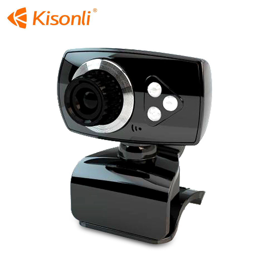 USB 2.0 HD1080P 30FPS H.264 PC Kamera Video Kayıt HD Webcam Web Kamera Mic ile Bilgisayar Laptop için