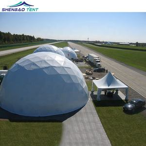 Mixed Large Building Structure Dome Tent Event For Exhibition