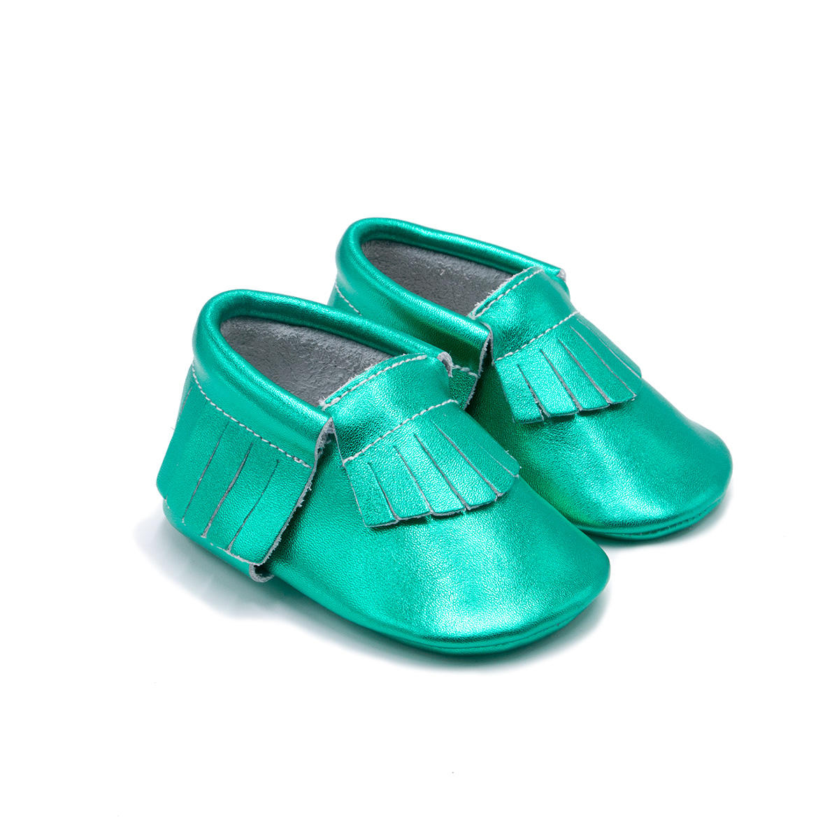Soft Bottom Baby Shoes Fashion Tassels Bowknot Baby Moccasin Newborn Babies Shoes Genuine Leather Prewalkers Boots