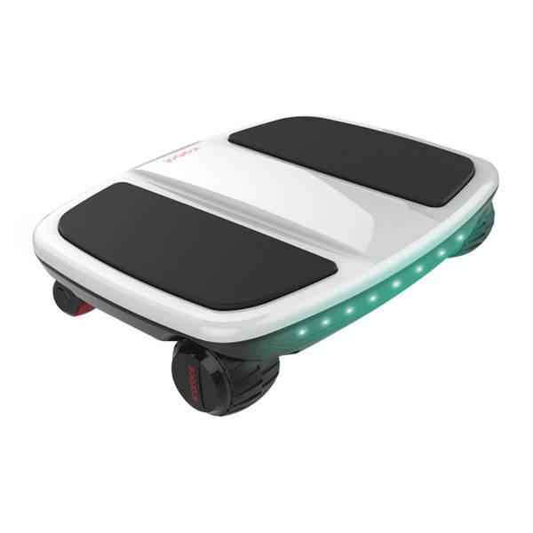 Portátil 12 KM/H e 4 ruedas inteligente equilibrio scooter eléctrico