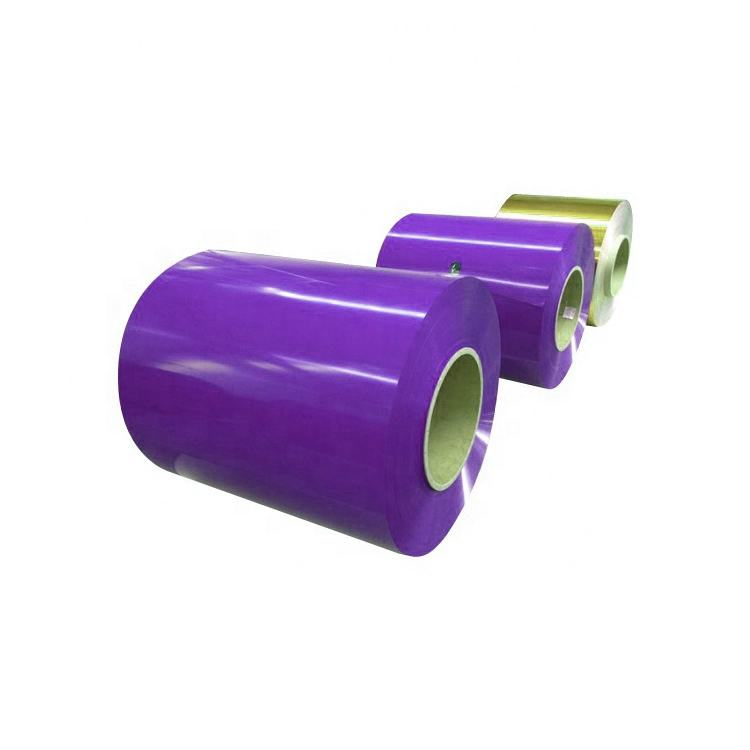 Mejor marca de manguera reforzada de PVC galvanizado prepintado bobina de acero del Galvalume Código hs/