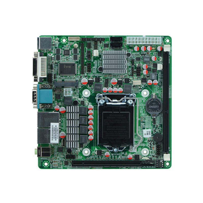 X86 Industriellen embedded motherboards heißer verkauf China <span class=keywords><strong>Atom</strong></span> N2600/N2800 Prozessor mit 6 * USB/6 * COM /1 * VGA low power verbrauch
