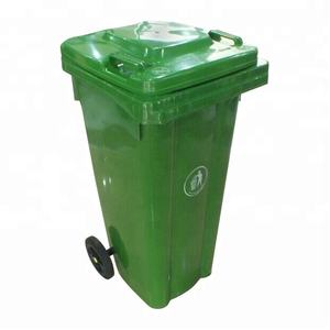 Strong Structure Outdoor Plastic Dustbin/Compost Bin/Garbage Can