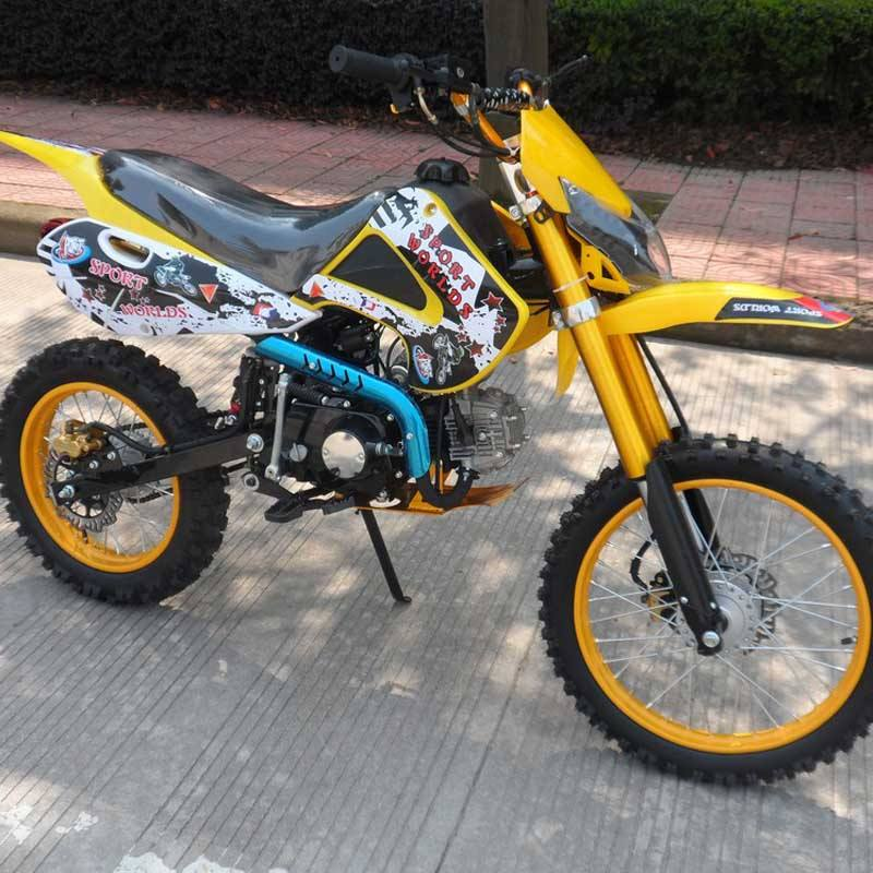 Gasoline Motorbike 110cc 125cc Motocross 200cc 250cc Dirt Bike for Adult