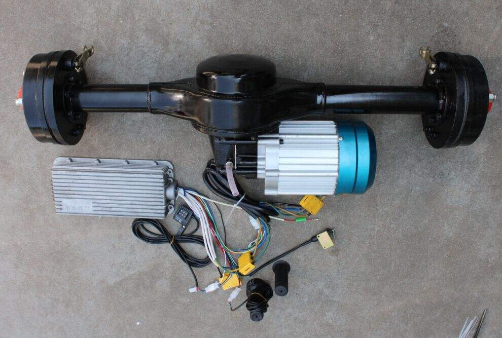 China factory high power electric motor transaxle bldc motor