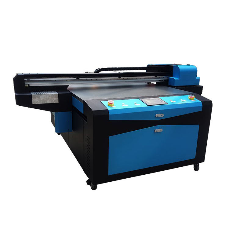 Oem Fabriek Prijs Uv Flatbed Hout Digitale Uv Printer