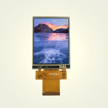 LCD TFT 3.2 inch LCD display screen 240*320 ST7789V  MCU 3/4SPI+16/18 bit RGB interface TFT LCD module with touch panel