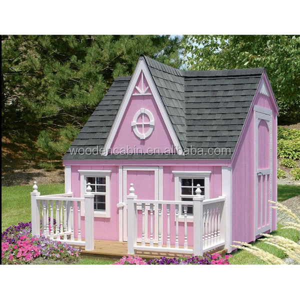 Wholesale Best quality Cheap Price wooden kid playhouse for sale