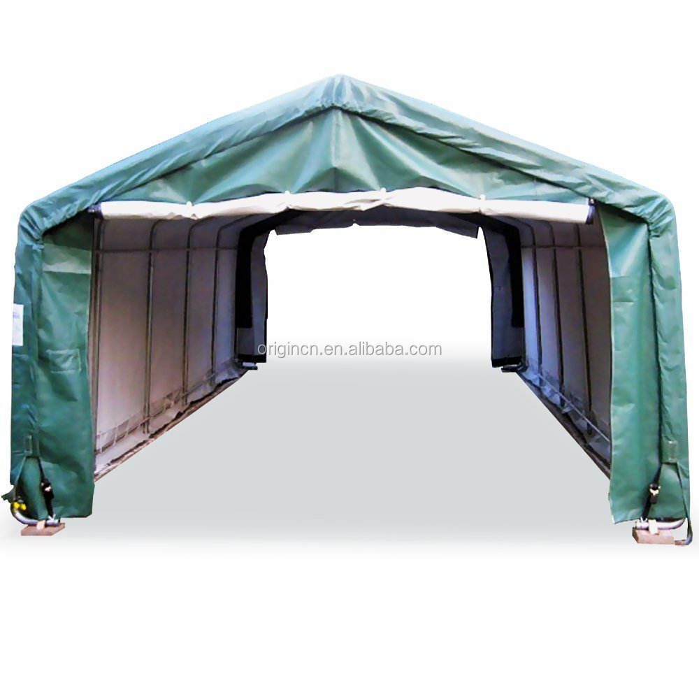 House 12Wx20Lx8H retractable garage folding car shelter canopy tent outdoor