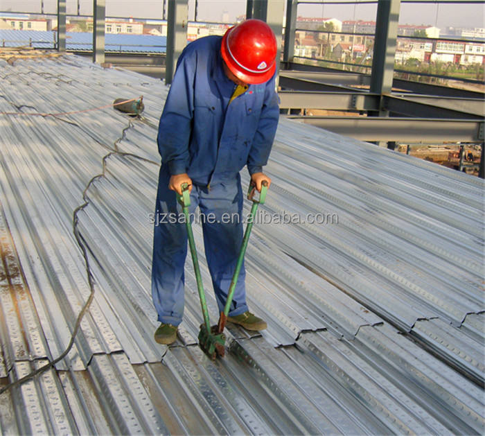 galvanized corrugated steel sheet roofing decking /galvanized metal floor decking sheet/popular steel floor decking sheet
