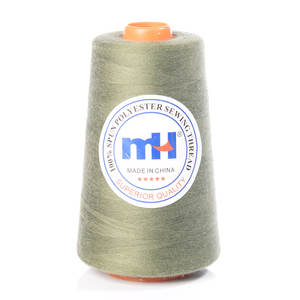 402 100 Spun Polyester Sewing Thread Manufacturer for Coats Fabrica de Hilos