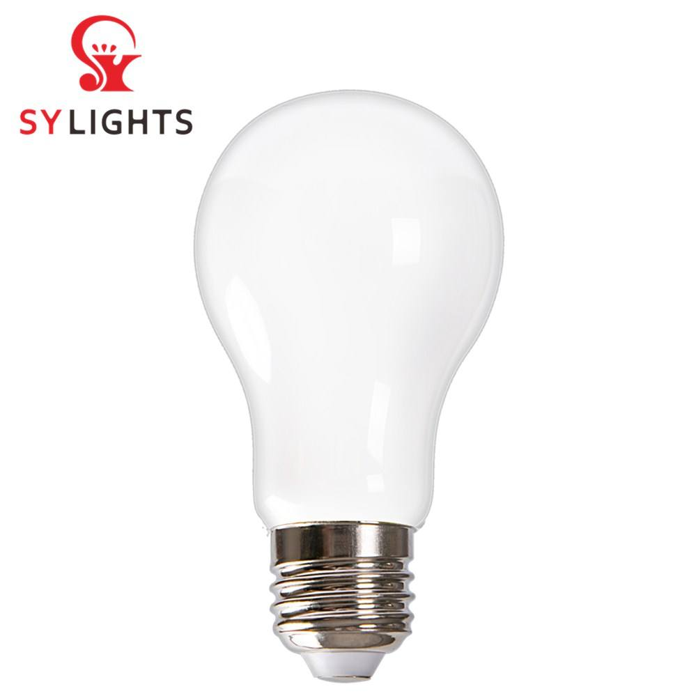 Made in China E27 5 w 7 w 9 w 220 v frosted filament glas led lamp