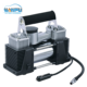 Professional Factory Wholesale 12V Double Cylinder 4m Coiled Hose Inflator Air Pump Car Compressor