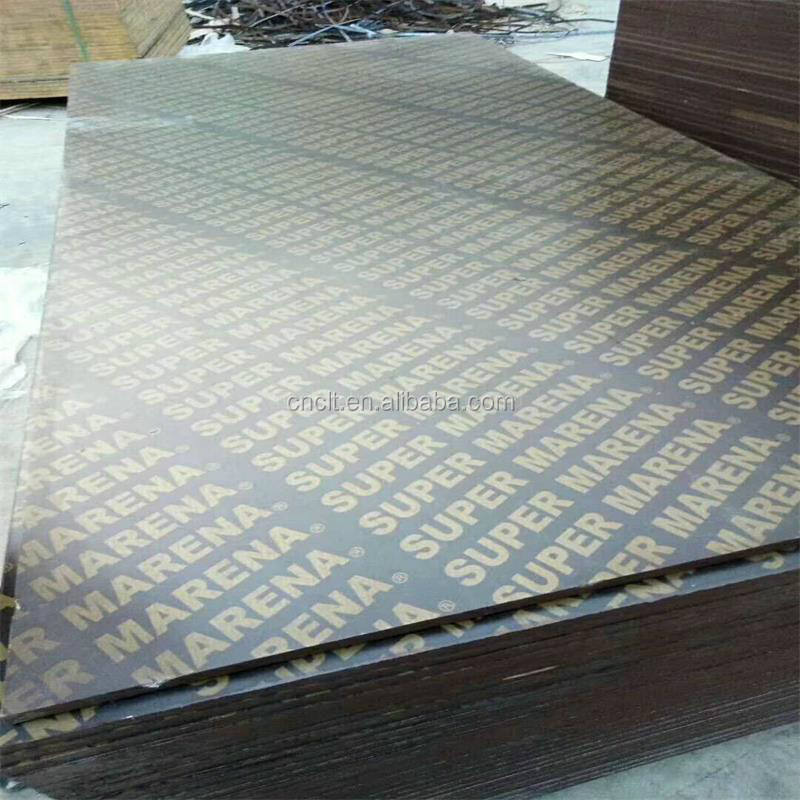 1220x2440x12,15,17,18mm full core film faced plywood for shuttering