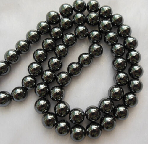 Wholesale Natural Hematite Beads Loose Stones for Bracelets Making