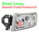 5010578451 Headlamp, Left For Renault Trucks Premium II