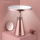 Beauty cosmetic make up illuminated desktop table stand led cosmetic mirror