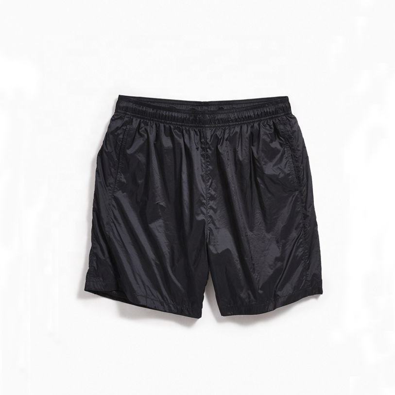 Wholesale Active High Quality Mens Blank Nylon Shorts