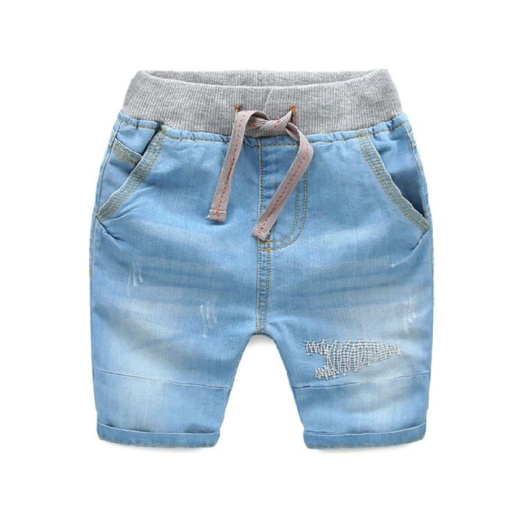 Wholesale Children's Boutique Clothing Denims Shorts Kids Child Clothes
