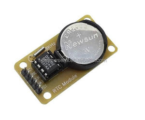 DS1302 Real Time Clock Module 와 배터리 CR2032