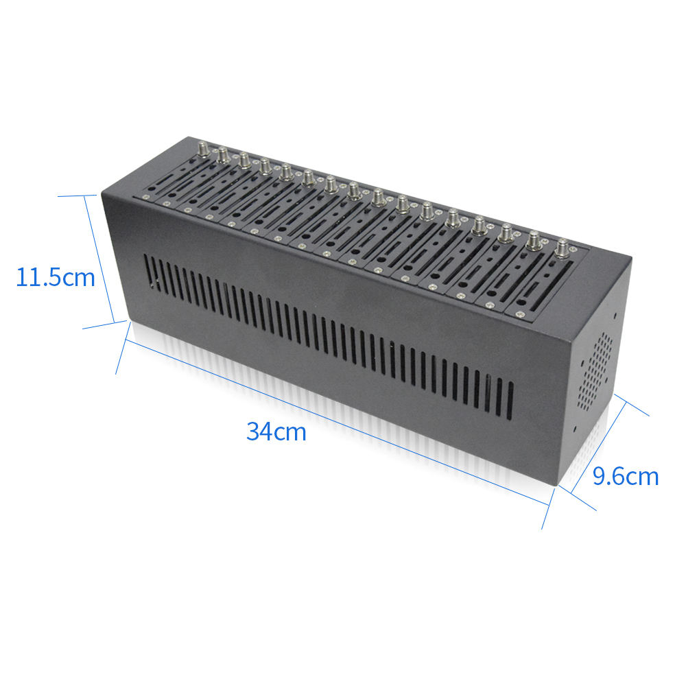 Low Price Multi Sim 16 Port Gsm Modem Gsm/Gprs Modem
