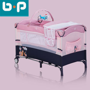 Folding baby playpen European quality baby playpen portable baby playpen