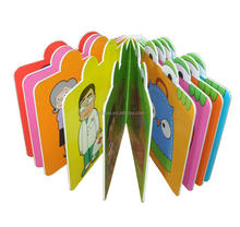 Color leaflet/brochure/flyer/catalogue/booklet/poster/catalog printing