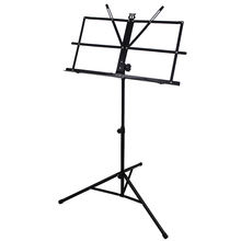 Wholesale portable little music stand instrument  Adjustable folding music book stand GH-521 orchestral stand