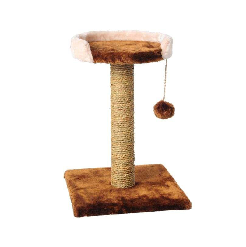 China factory cat tree condo small /wooden cat climbing tree for cat scratching furniture