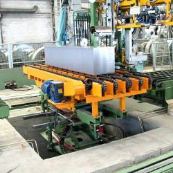 Shear Line Automatic Galvanized Metal Steel Sheet Coil Cut To Length Line Machine
